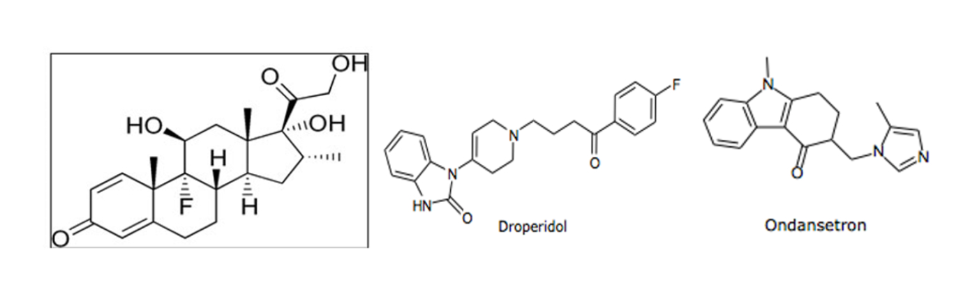 A Randomised Controlled Trial Of Placebo Droperidol Or Ondansetron